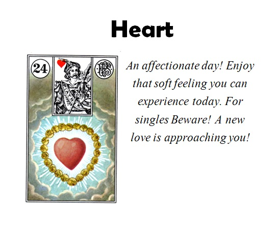 Lenormand Daily Card